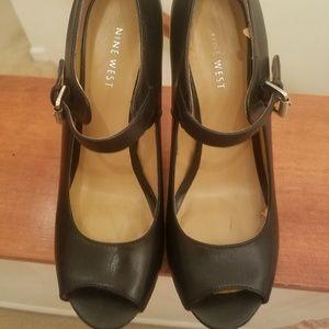 Black Peep Heel